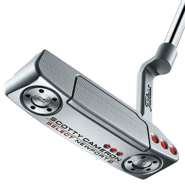 Scotty Cameron Select Newport 2 Putter Gents LH