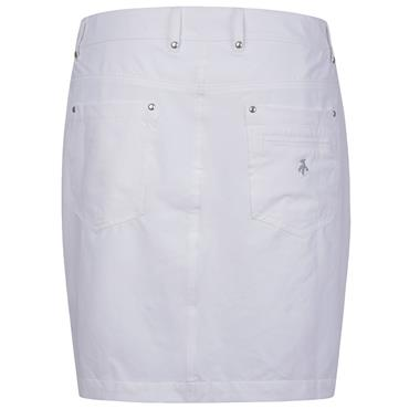 Green Lamb Ladies Tatum Skort Long White