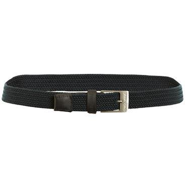 Green Lamb Ladies Desiree Stretch Belt Black