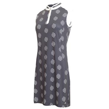 Green Lamb Eliza Sleeveless Dress Navy - Spot