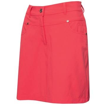 Green Lamb Ladies Mel Spot Skort Strawberry