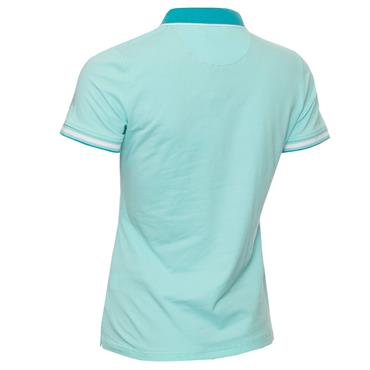 Green Lamb Ladies Ella Club Polo Shirt Opal