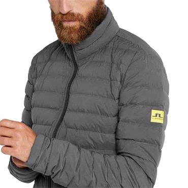 J.Lindeberg Gents Ease Down Jacket Grey Melange