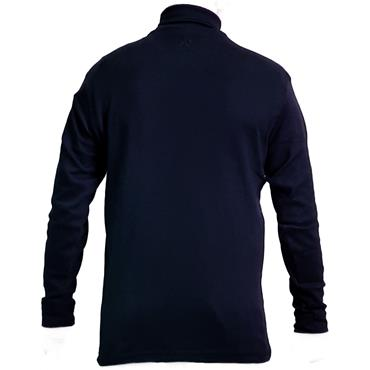 Proquip Gents Solano Cotton Roll Neck Navy