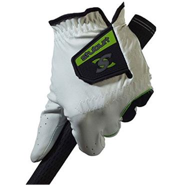 Stuburt Urban All-Weather Gents Left Hand Golf Glove White - Black