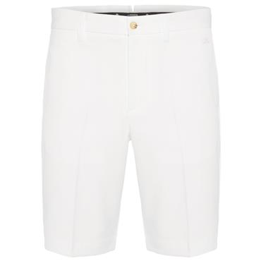 J.Lindeberg Gents Eloy Micro Stretch Shorts White
