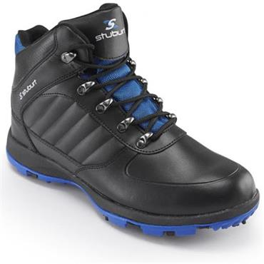 Stuburt Gents Cyclone Winter Shoes Black - Blue
