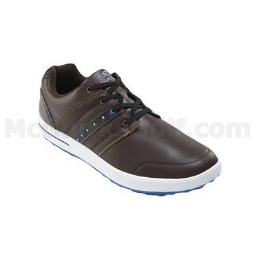 Stuburt Gents Casual Spikeless Golf Shoes Brown
