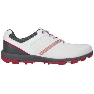 Stuburt Gents Hydro Sport Golf Shoes White - Berry