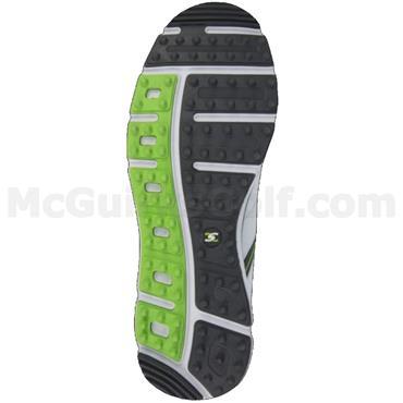 Stuburt Gents Vapour Event Spikeless Golf Shoes White - Titanium