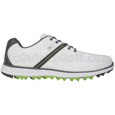 Stuburt Gents Vapour Event Spikeless Golf Shoes White - Titanium ... 1b39db29f