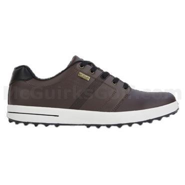 Stuburt Gents Urban Grip Spikeless Shoes Brown