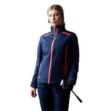 Sunderland Killy Ladies Waterproof Jacket Navy Tropic
