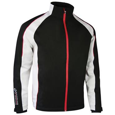 Sunderland Gents Vancouver Waterproof Pro Jacket Black - White - Red