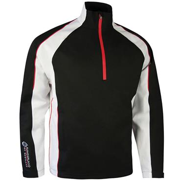 Sunderland Gents Vancouver Pro Waterproof Weatherbeater Black - White - Red