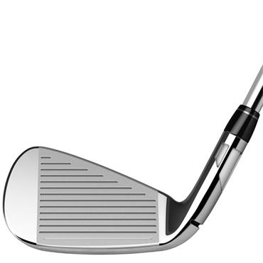 TaylorMade SIM Max 7 Steel Irons 5-PW & AW Gents RH
