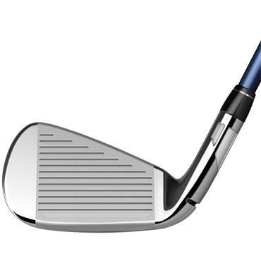 TaylorMade SIM Max OS 7 Steel Irons 5-SW Gents LH