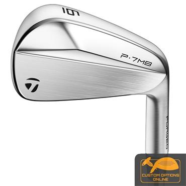 TaylorMade P7MB 7 steel Irons 4-PW Gents RH