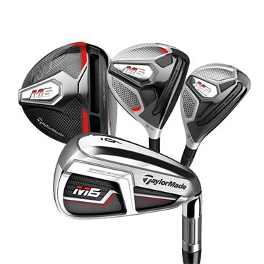 TaylorMade M6 Package Set Gents RH