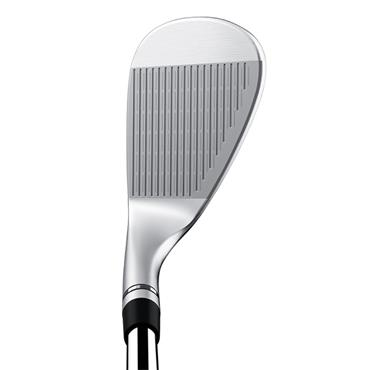 TaylorMade Milled Grind 3 Chrome Steel Wedge Gents LH