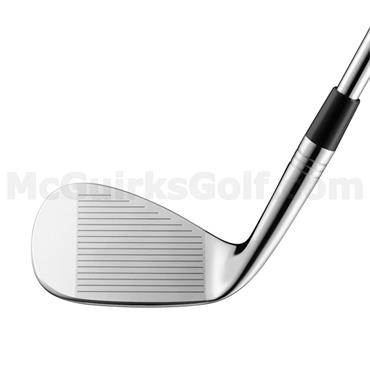 TaylorMade Milled Grind Satin Chrome High Bounce Wedge Gents RH