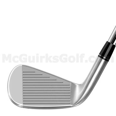 TaylorMade P770 7 Steel Irons 4-PW Gents RH