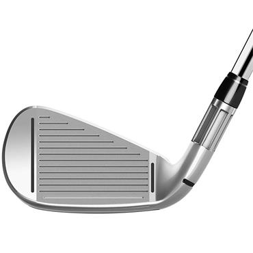TaylorMade M4 7 Steel Irons 5-SW Gents Left Hand
