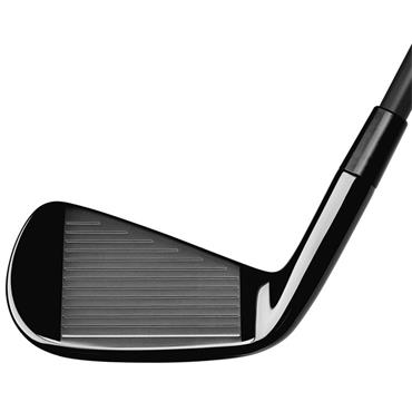 TaylorMade P790 Black Ltd Edition 7 Steel Irons 4-PW Gents RH