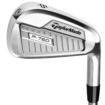 TaylorMade P760 7 Steel Irons 4-PW Gents RH