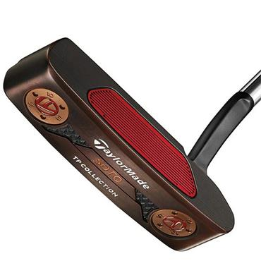 TaylorMade TP Soto LC Black Copper Collection Putter Super Stroke Grip Gents RH