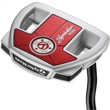 TaylorMade Spider Mini Hornet Silver Double Bend Putter Gents RH