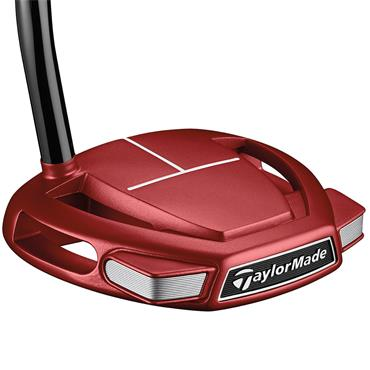 TaylorMade Spider Mini Hornet Red Double Bend Putter Gents RH