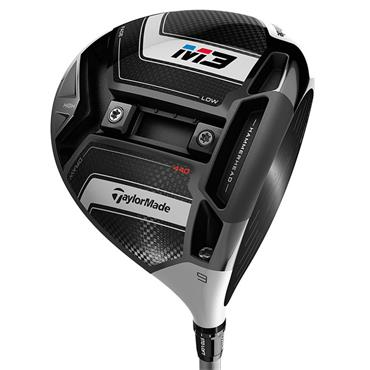 TaylorMade M3 440 Driver Gents RH