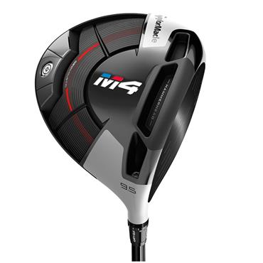 TaylorMade M4 Driver Gents RH