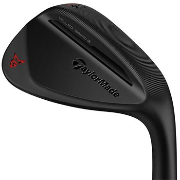 TaylorMade Milled Grind 2 Black Steel Wedge Gents RH