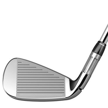 TaylorMade M6 [EX-display set] 7 Steel Irons 4-PW Gents RH