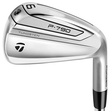 TaylorMade TM19 P790 6 Steel Irons 5-PW Gents LH