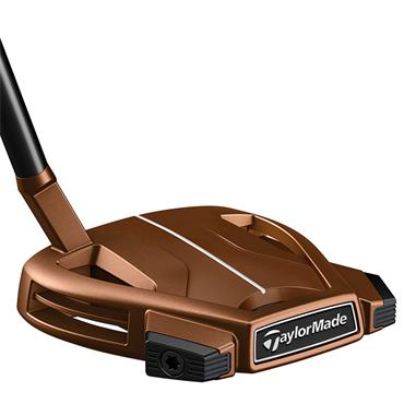 TaylorMade Spider X Copper Single Sightline Putter Gents LH