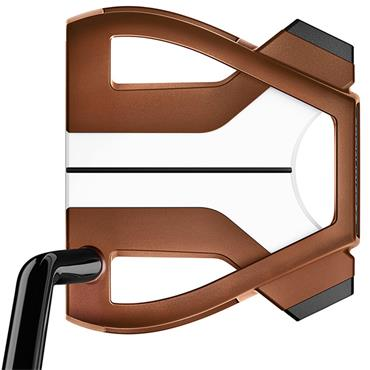 TaylorMade Spider X Copper Single Bend Putter Gents RH