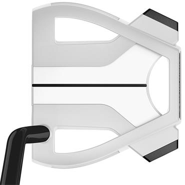 TaylorMade Spider X Chalk Single Bend Putter Gents LH