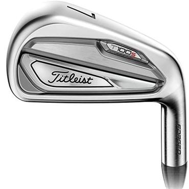 Titleist T100S 7 Steel Irons 4-PW Gents RH