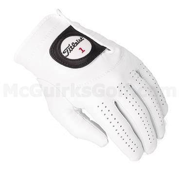 Titleist Gents Left Hand Players Leather Golf Glove