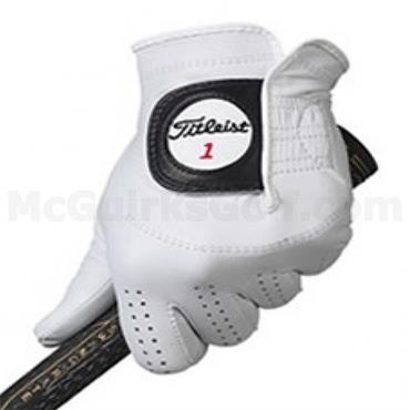 Titleist Gents Right Hand Players Leather Golf Glove