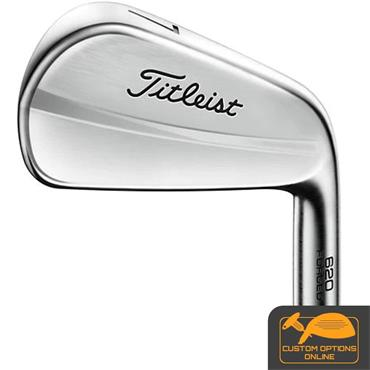 Titleist 620MB 7 Steel Irons 4-PW Gents RH