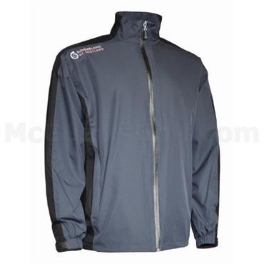 Sunderland Gents Vancouver Waterproof Jacket Charcoal - Black