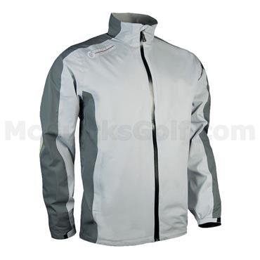 Sunderland Gents Vancouver Waterproof Jacket Silver - Gunmetal