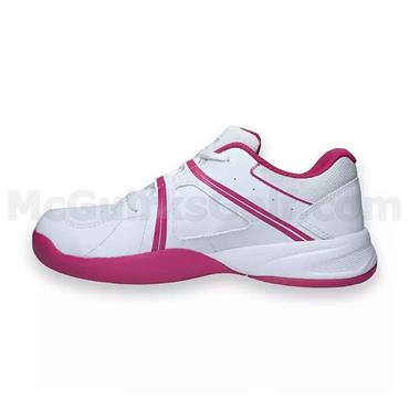 Wilson Envy Junior Tennis Shoes White - Pink
