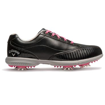 Callaway Ladies Halo Pro Golf Shoes Black