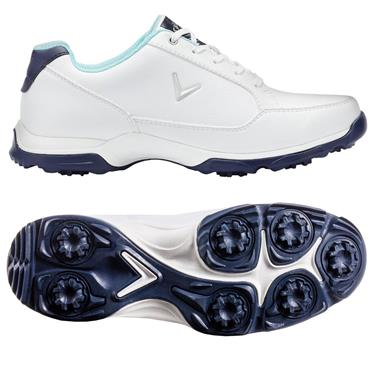 Callaway Ladies Cirrus Spikeless Shoes White