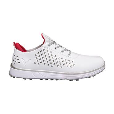 Callaway Ladies Halo Diamond Shoes White - Pink